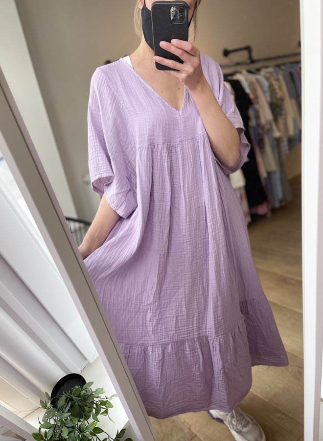 Tetra long dress V