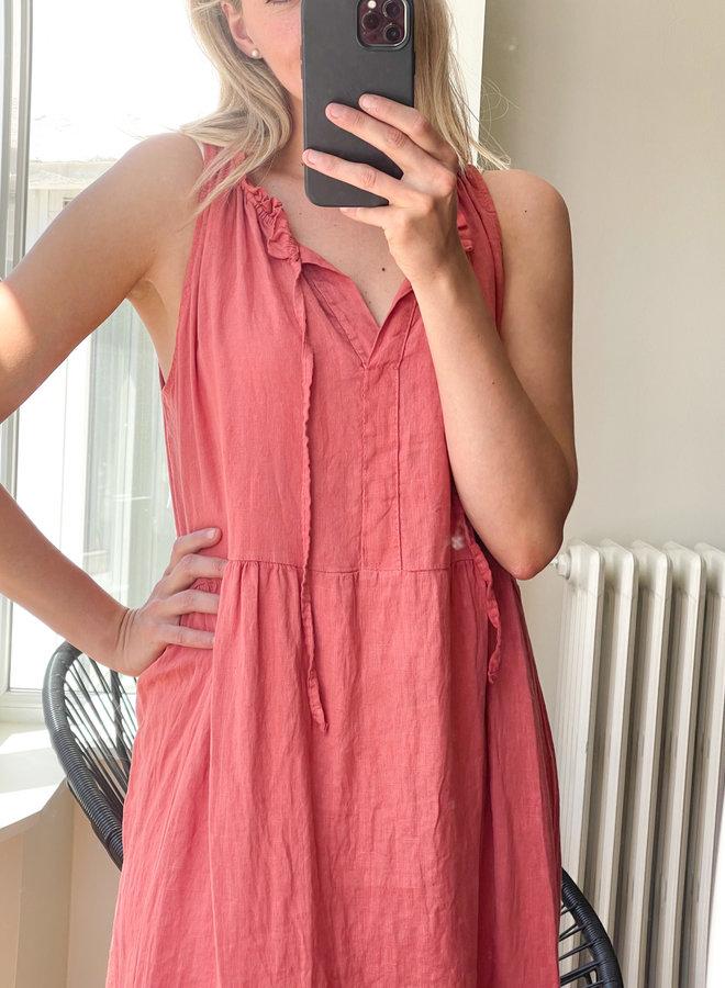 Dress Cecile linen
