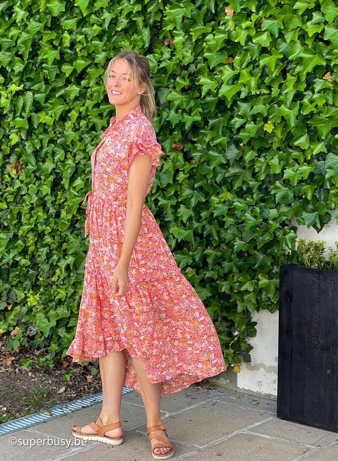 Dress Bibbi flower