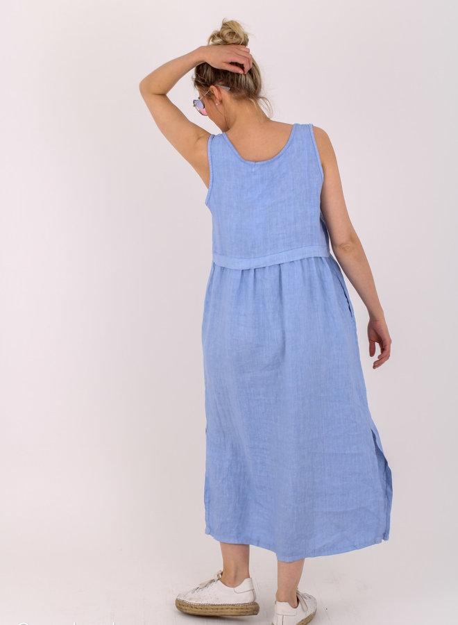 Dress pure linen Ada (+colors)