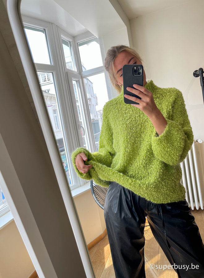 Sweater col Lees +colors