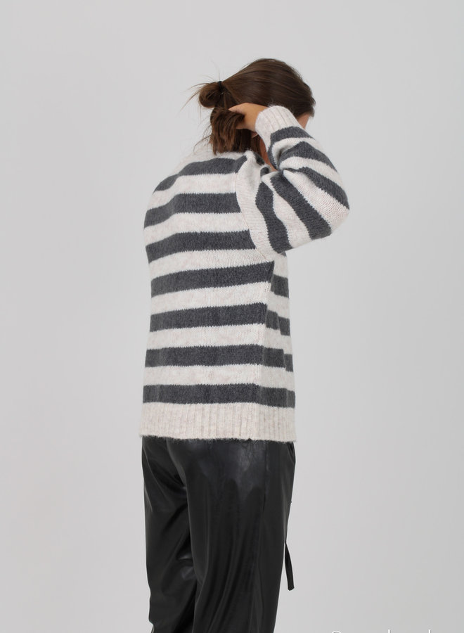 Sweater knit lines