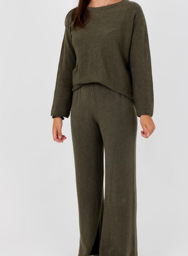 Combi jumper&Trouser knitwear