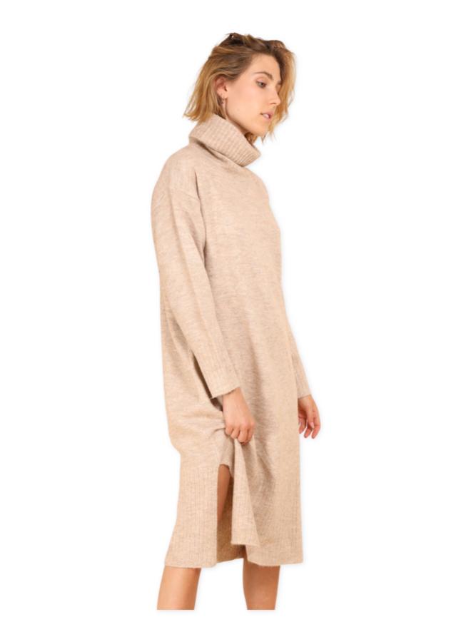 Dress knit Cache +colors