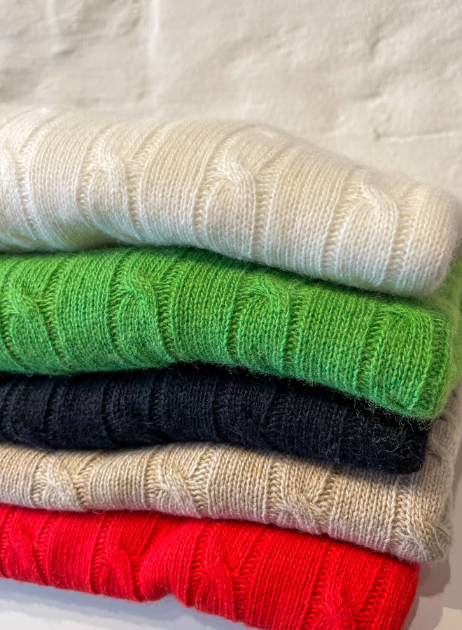 Jumper blend cashmere