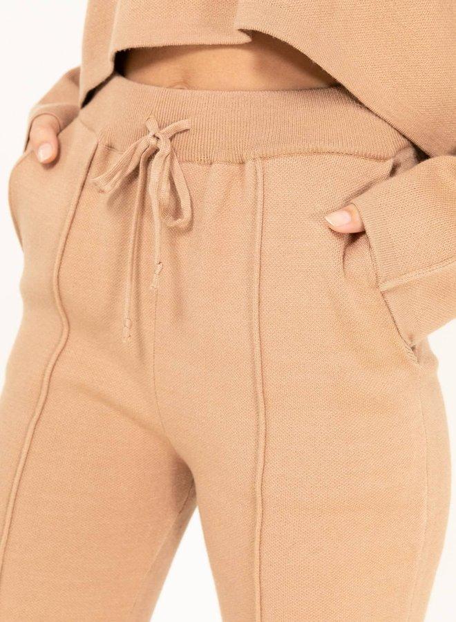 Trouser knit drake