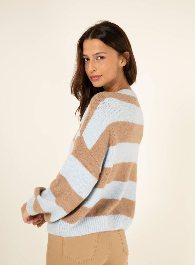 Knitwear jumper stripes(+colors)