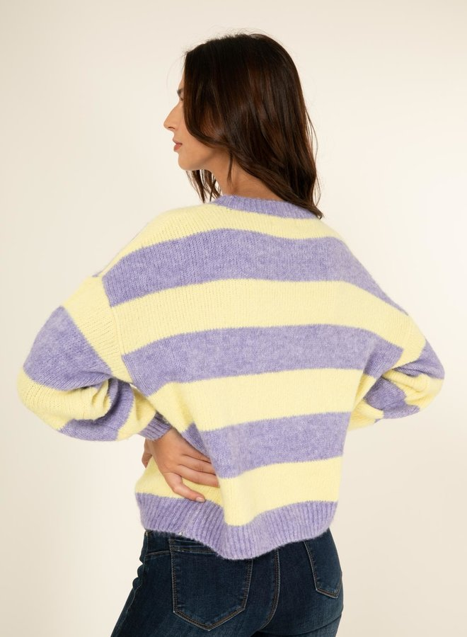 Knitwear jumper stripes