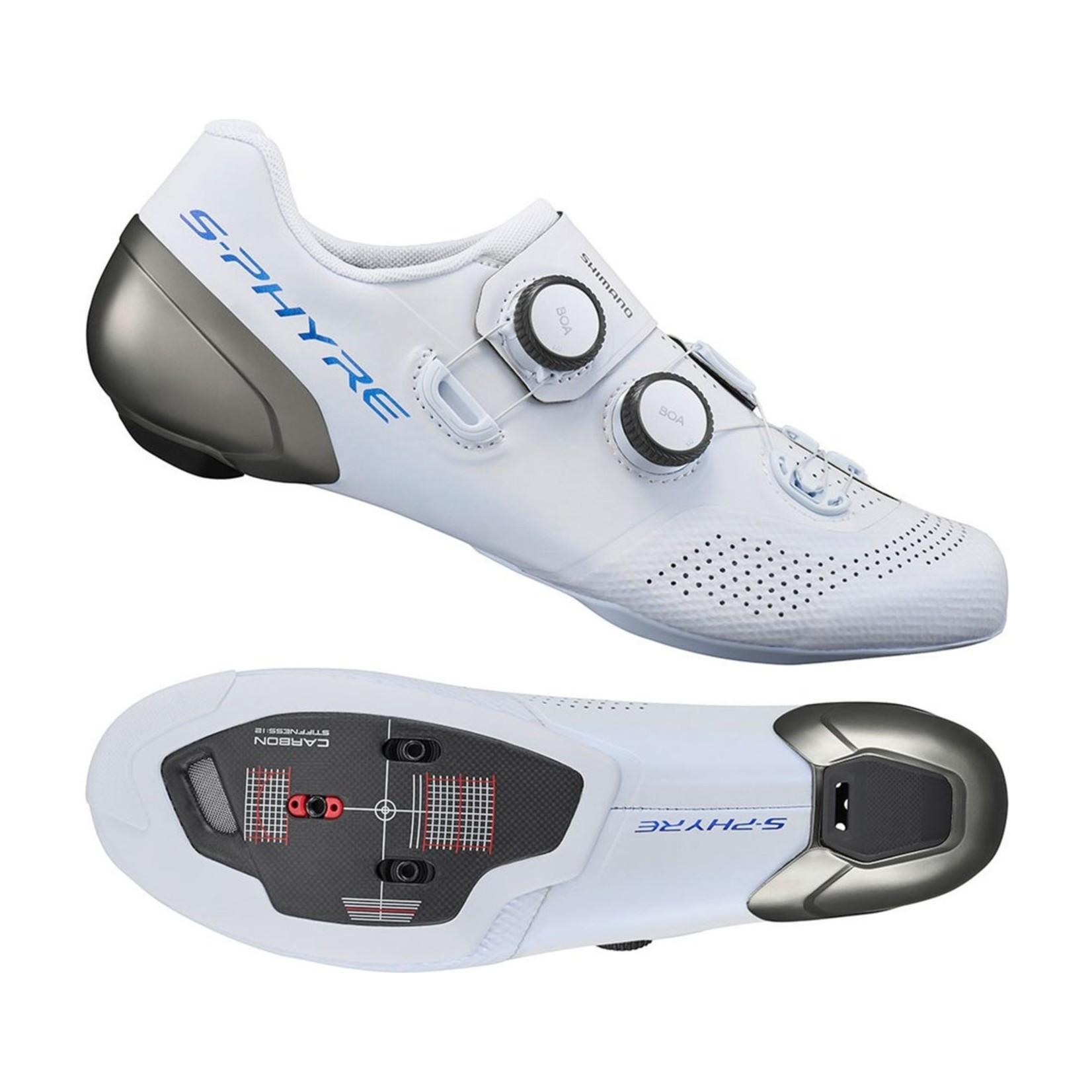 Shimano SHIMANO S-Phyre SH-RC902 Shoes - White