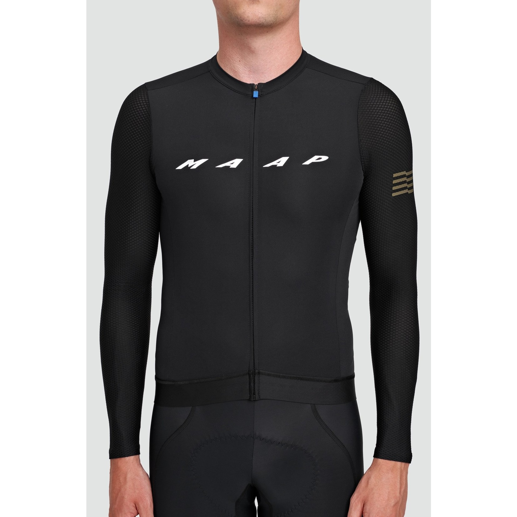 Maap MAAP Evade Pro Base Long Sleeve Jersey - Black