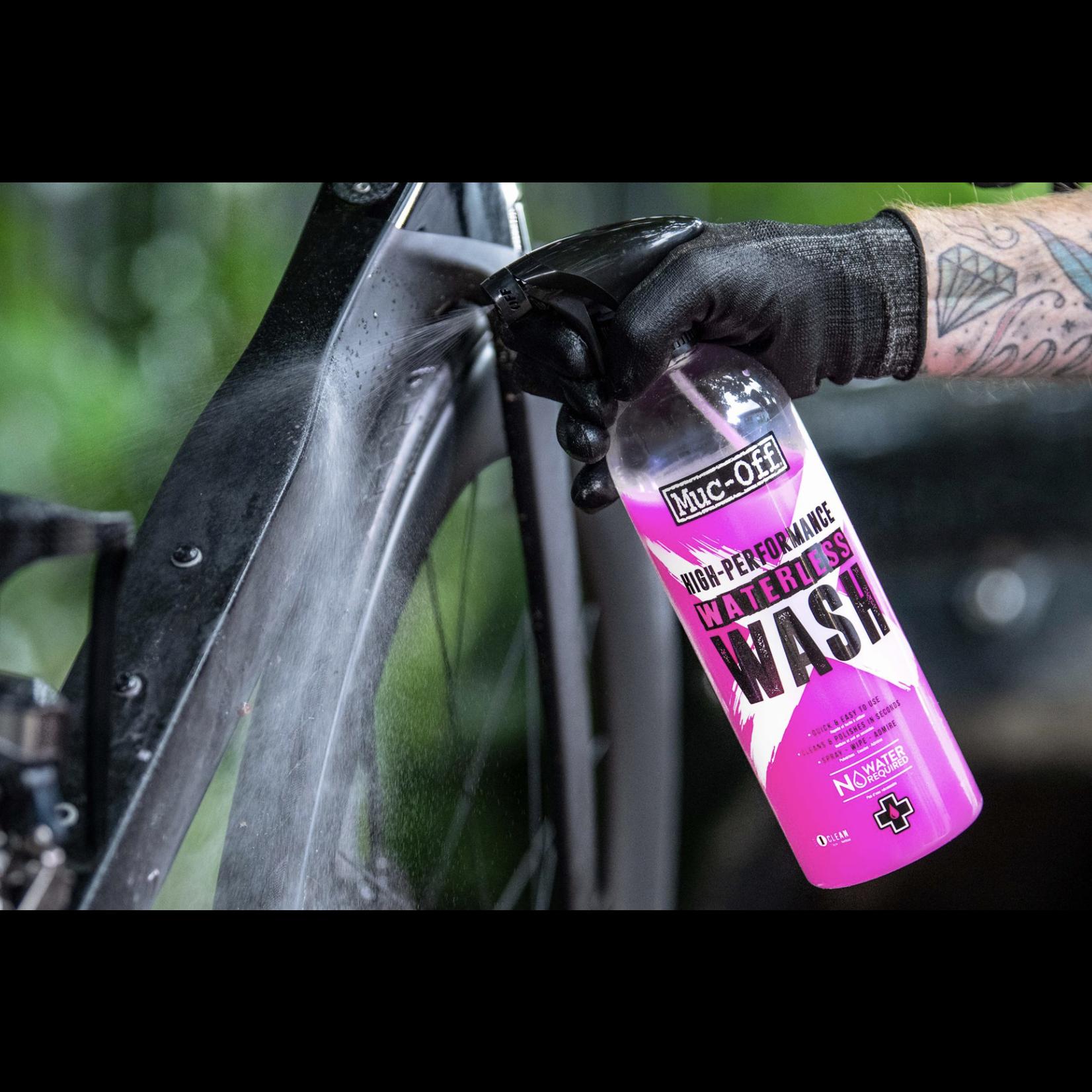 muc-off Muc-Off High Performance Waterless Wash 750ml