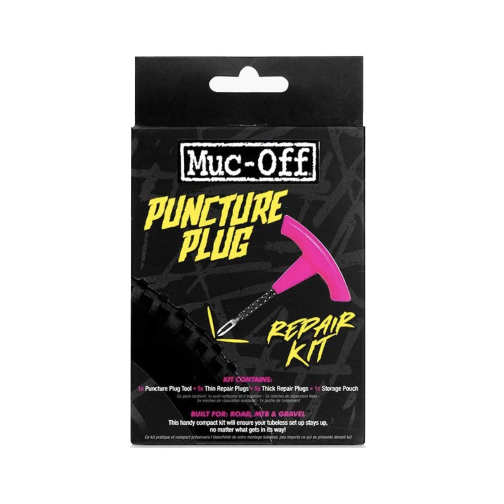 muc-off Muc-Off Puncture Plug Tubeless Repair Kit