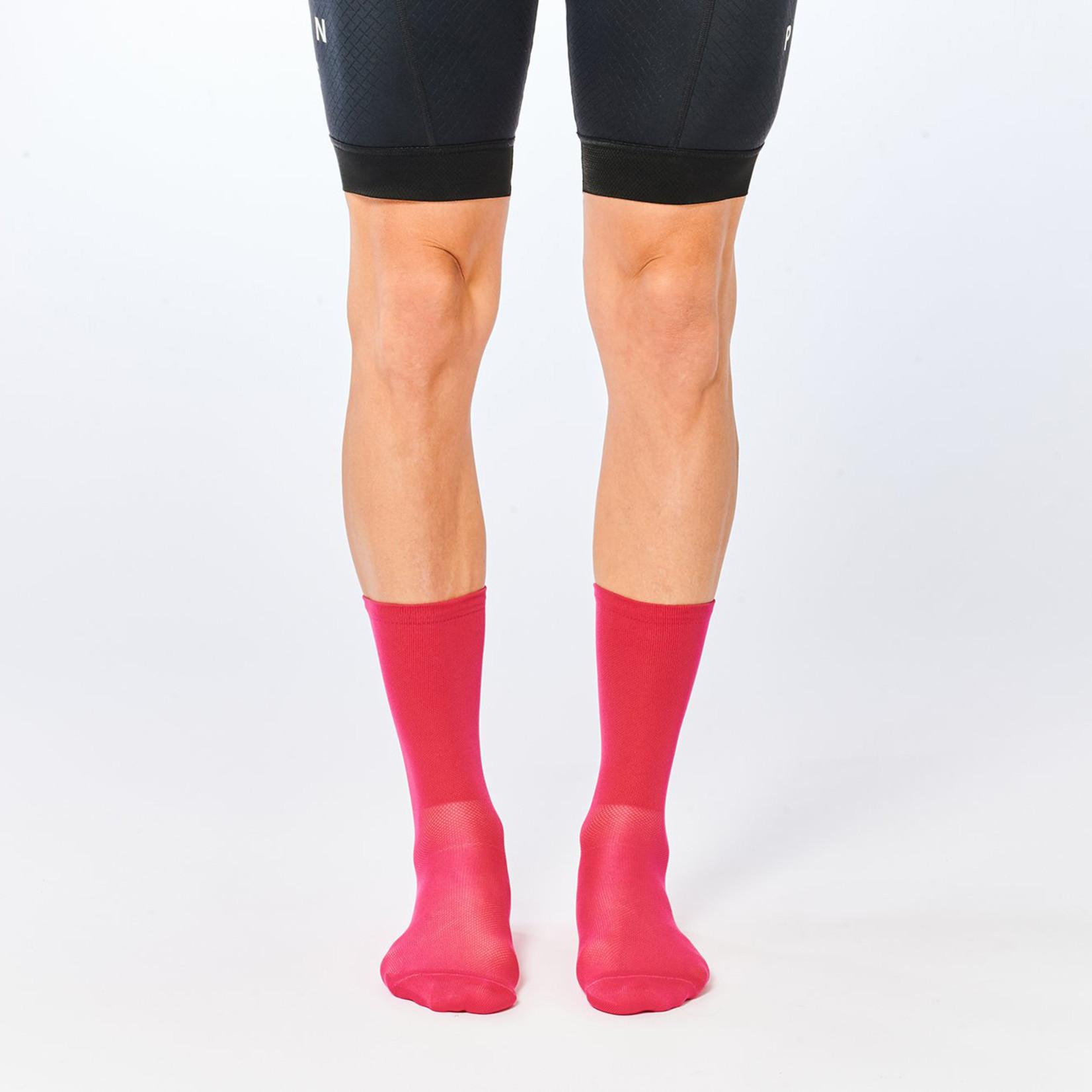 Fingerscrossed FINGERSCROSSED Classic Socks - Rasperry