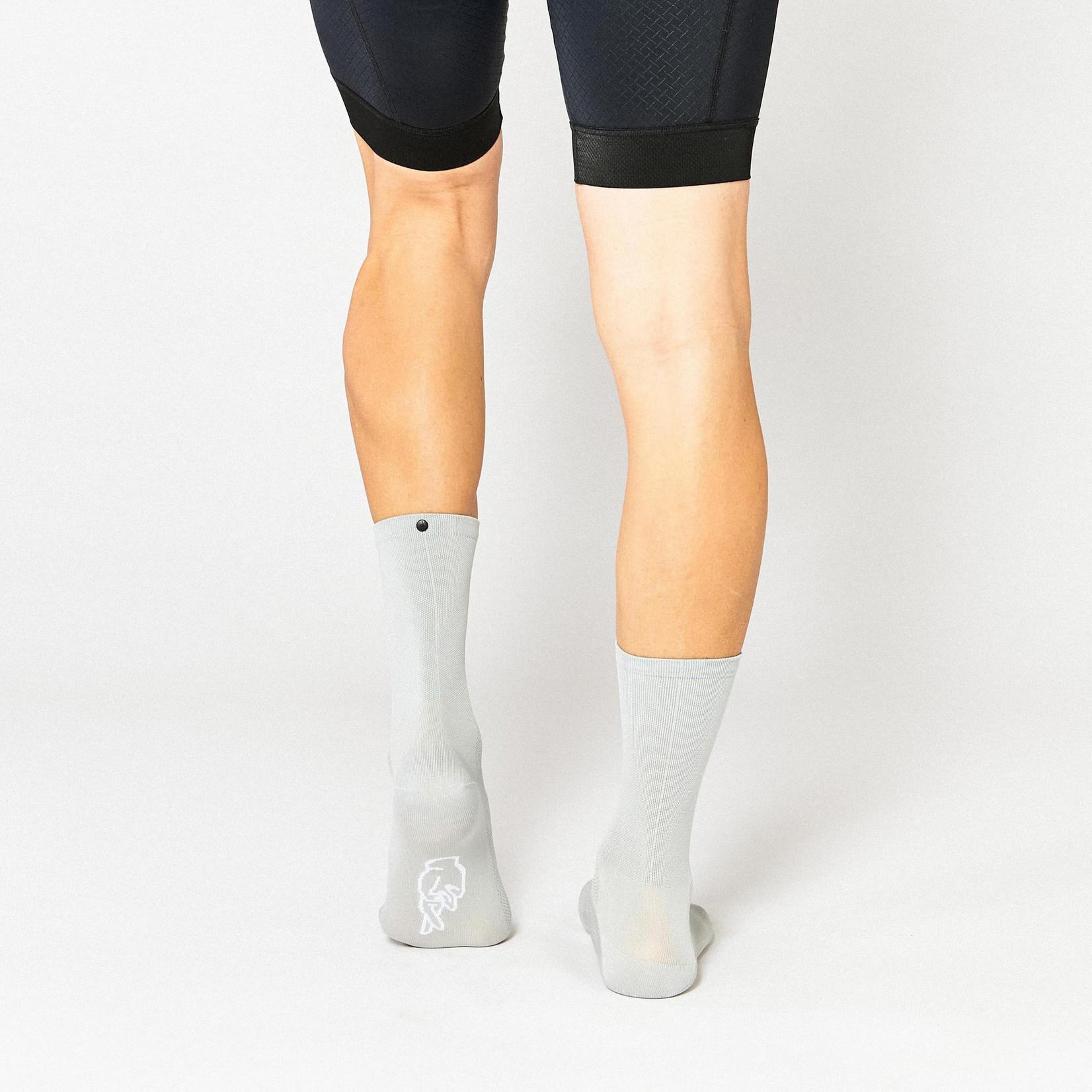 Fingerscrossed FINGERSCROSSED Classic Socks - Silver