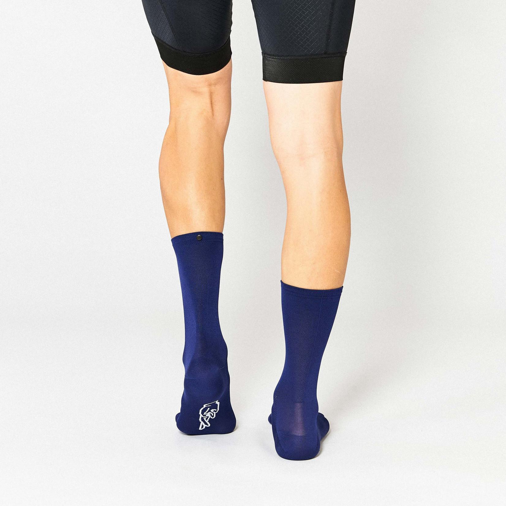 Fingerscrossed FINGERSCROSSED Classic Socks - Indigo