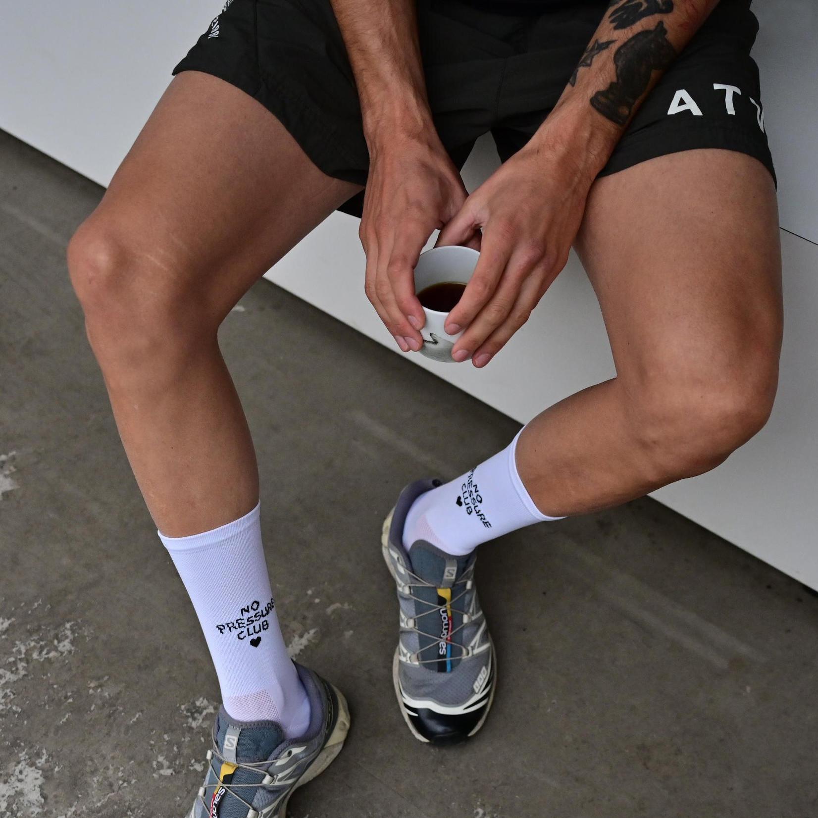 Fingerscrossed FINGERSCROSSED Socks - No Pressure Club
