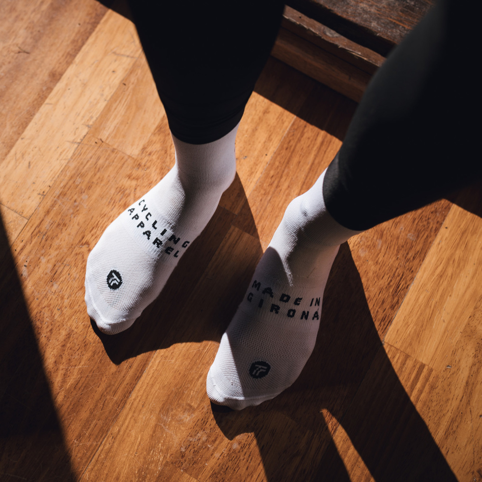 Tactic TACTIC Essential Socks - White