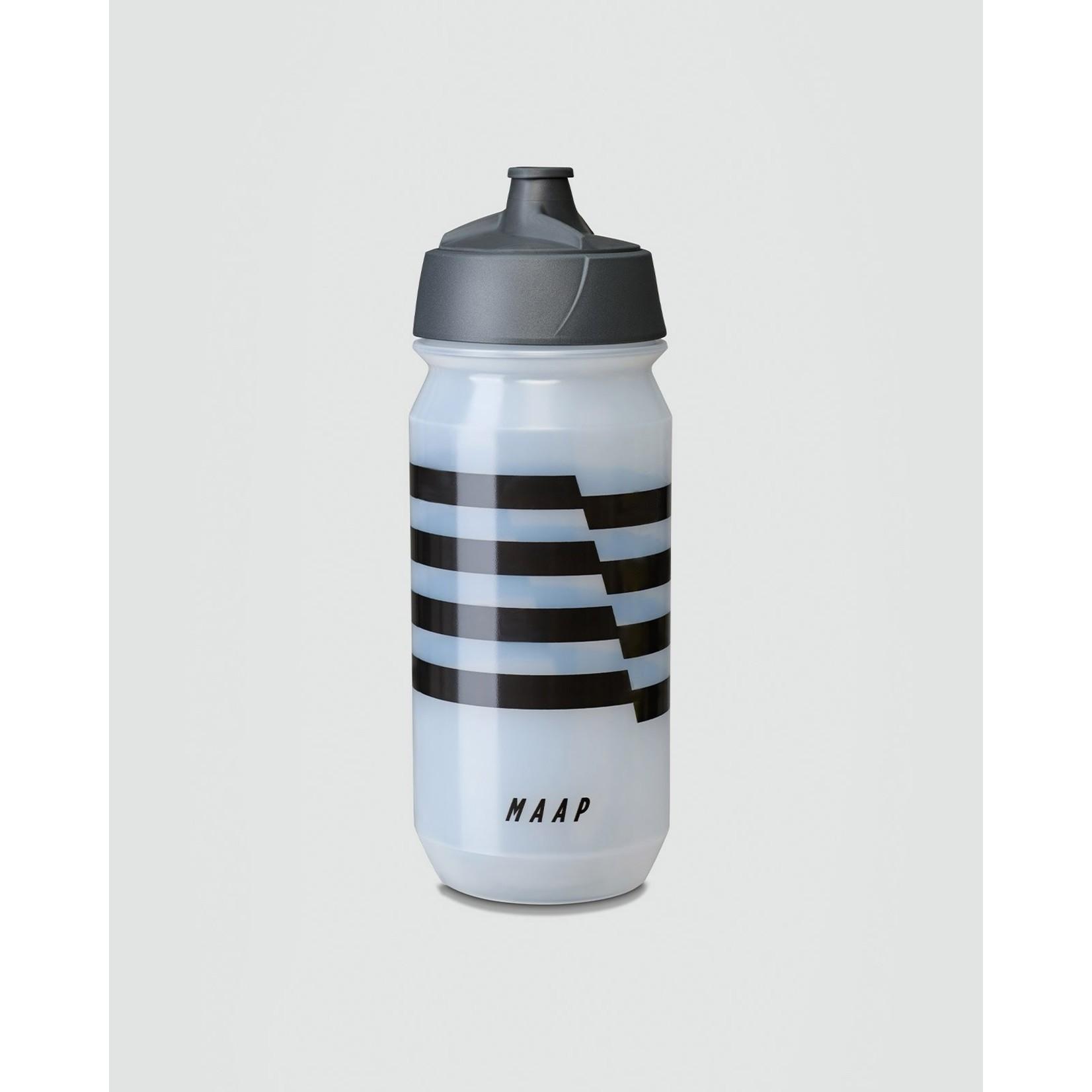 MAAP Emblem Bottle - Transparent/Black