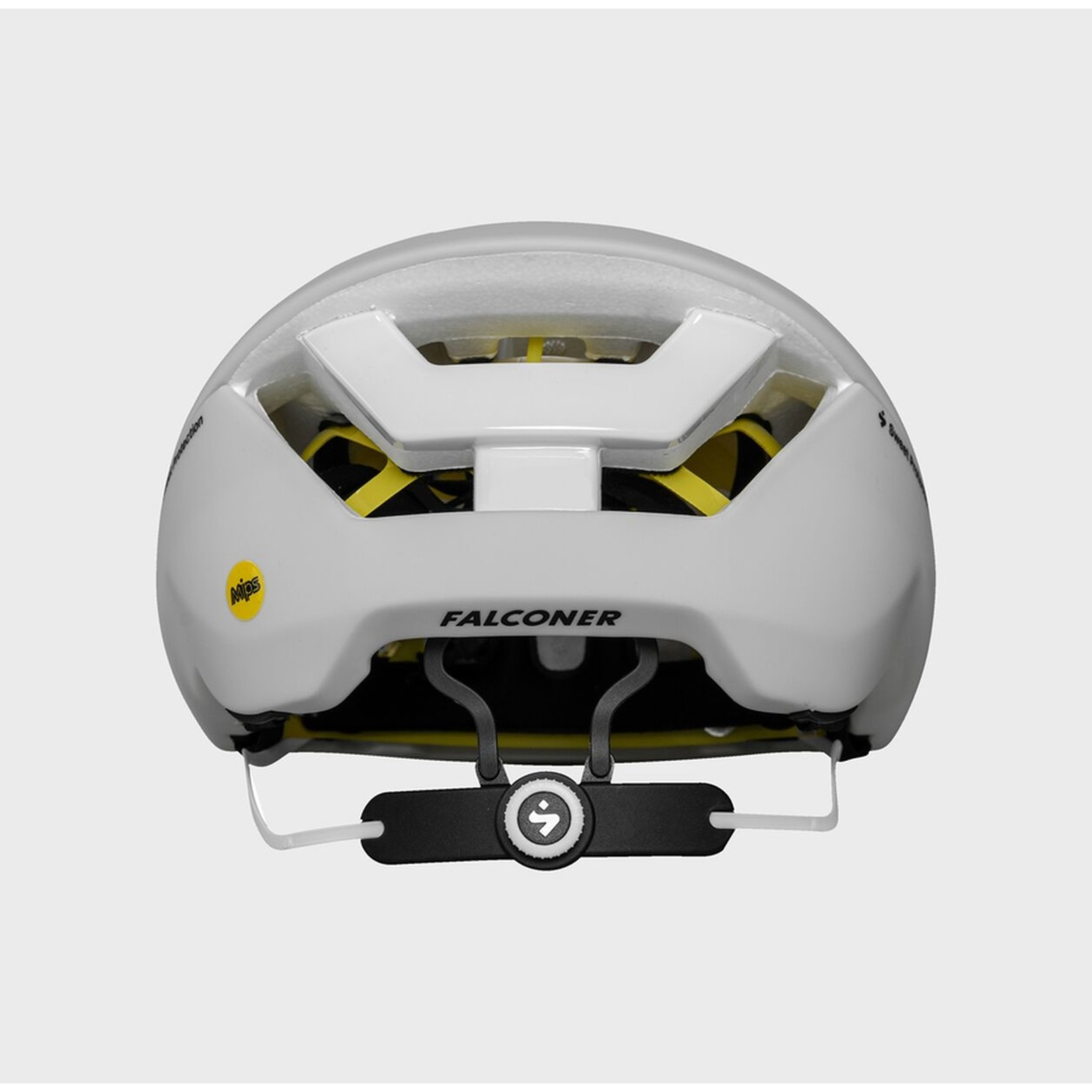 Sweet Protection Sweet Protection Falconer II Aero Mips Helmet - Matte Cloud Grey