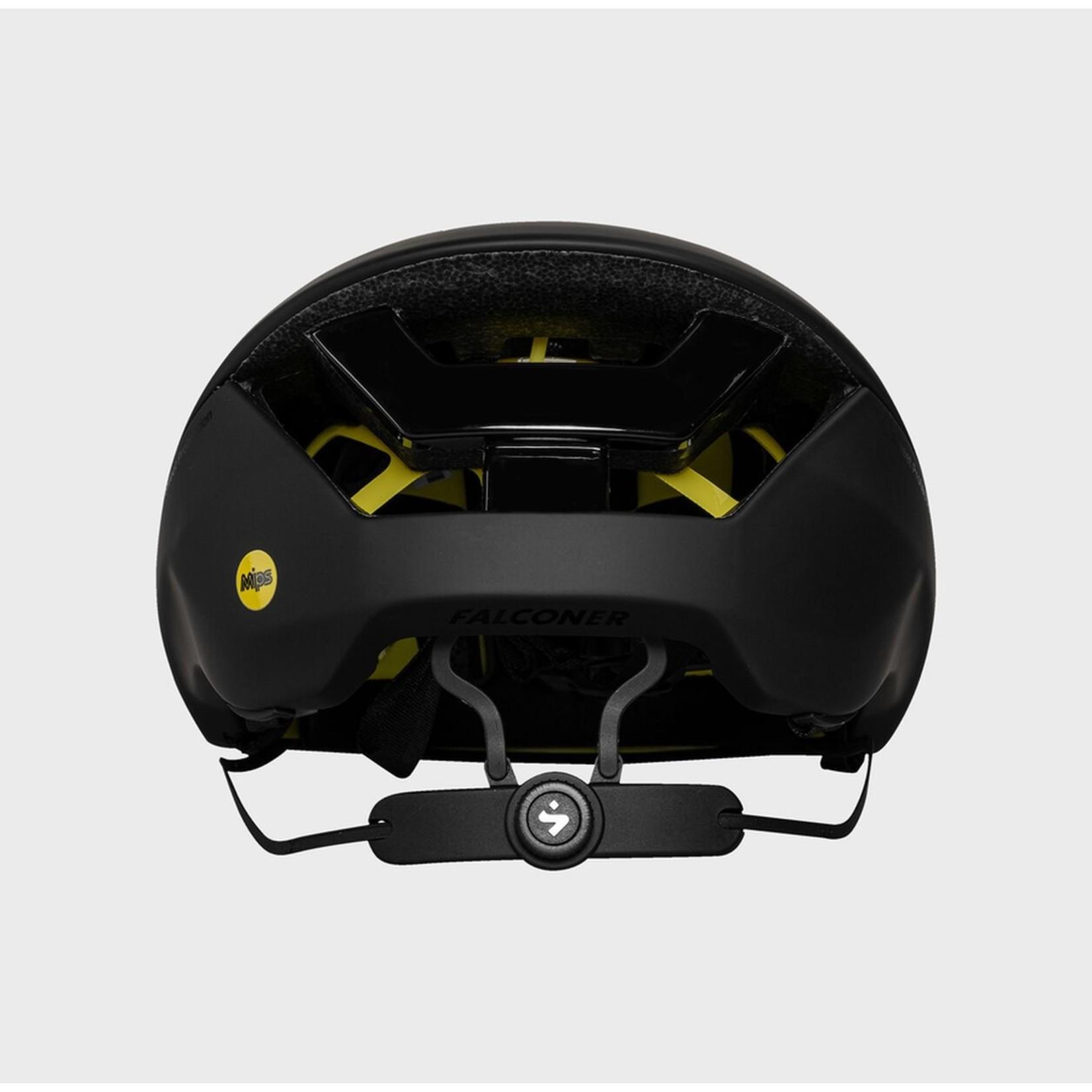 Sweet Protection Sweet Protection Falconer II Aero Mips Helmet - All Black