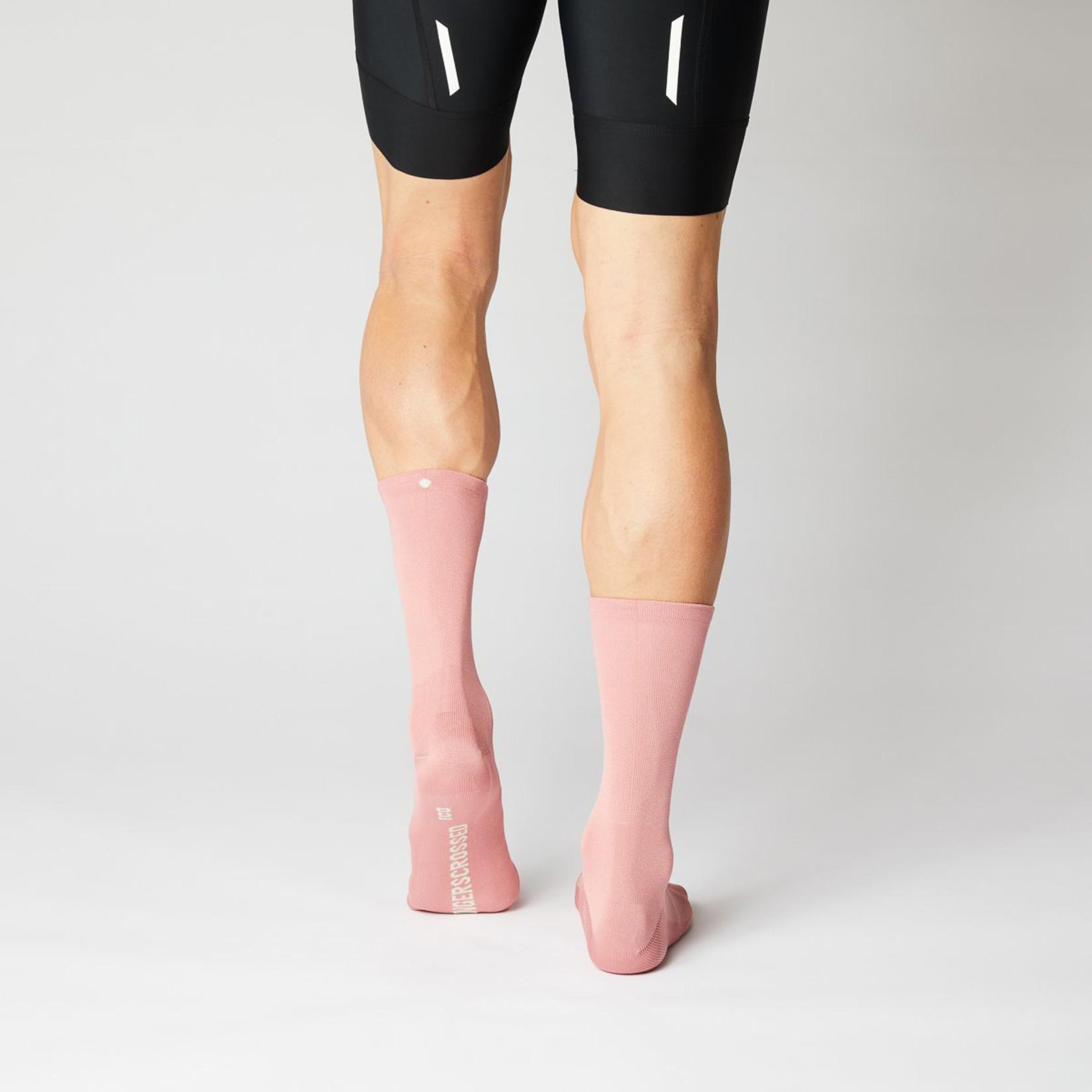 Fingerscrossed FINGERSCROSSED Eco Dusty Rose Socks