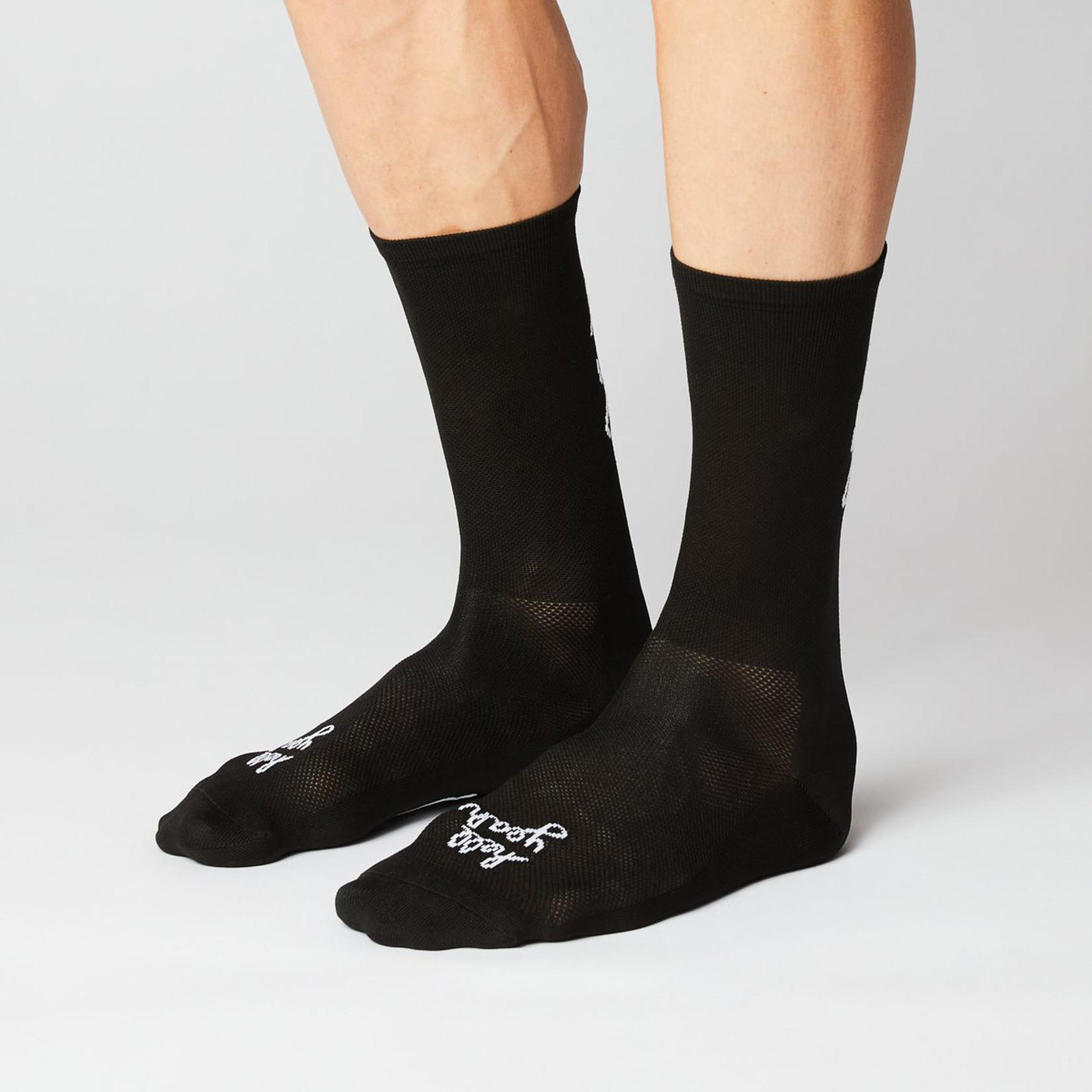 Fingerscrossed FINGERSCROSSED Socks - Hell Yeah 3.0 Black