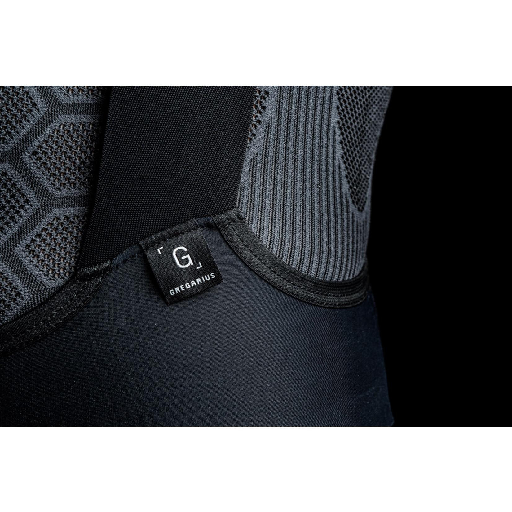 Q36.5 Q36.5 Gregarius Ultra Bib Shorts - Titanium