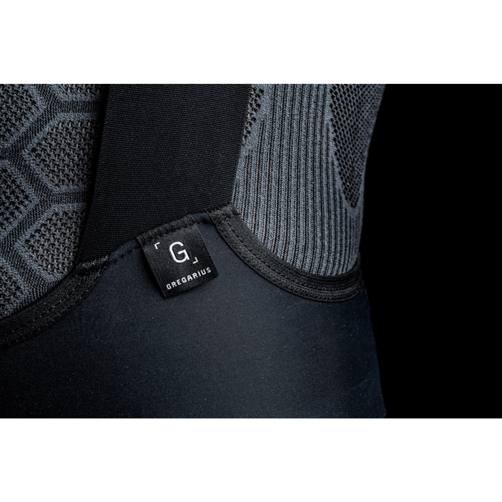 Q36.5 Q36.5 Gregarius Ultra Bib Shorts - Black