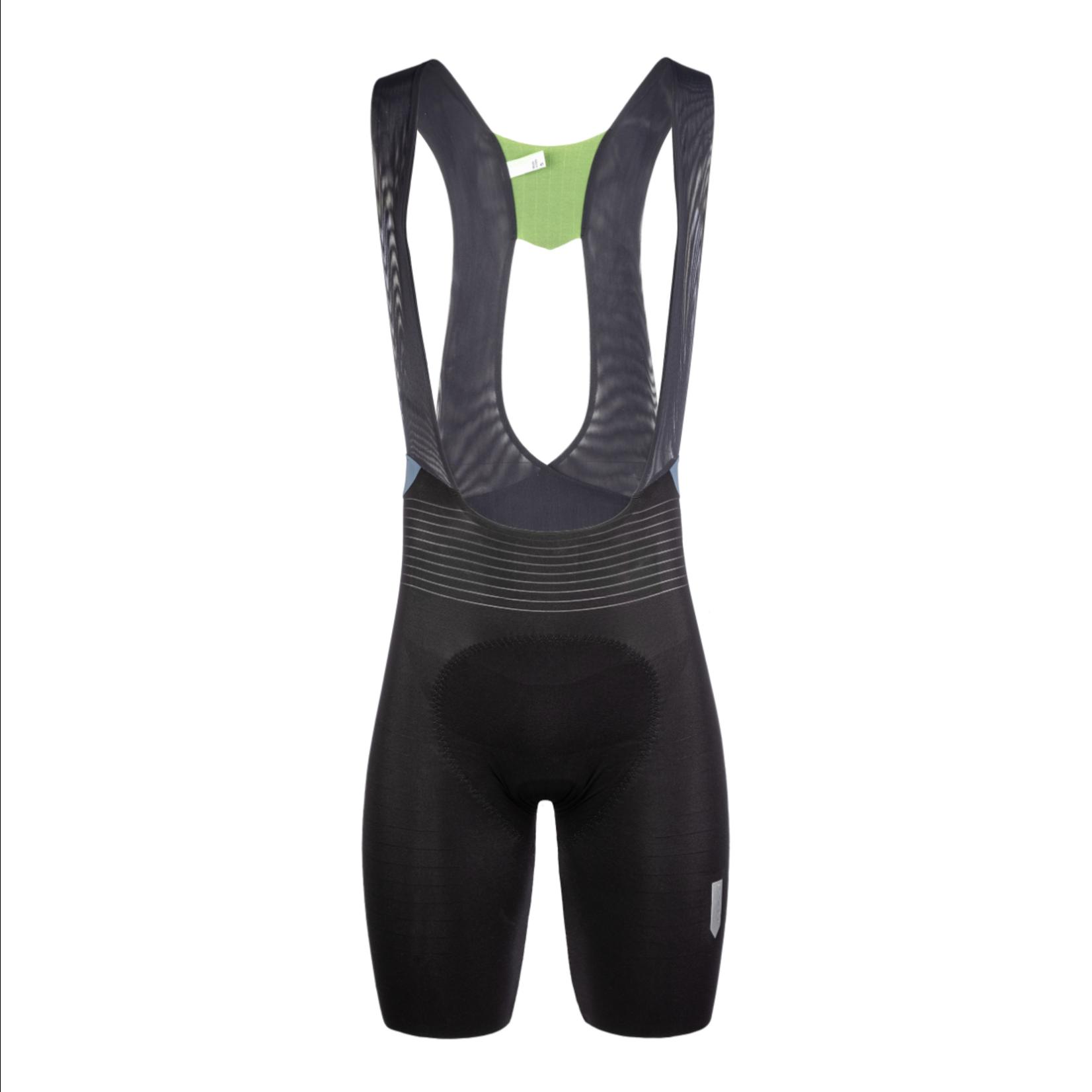 Q36.5 Q36.5 Unique Bib Shorts - Black