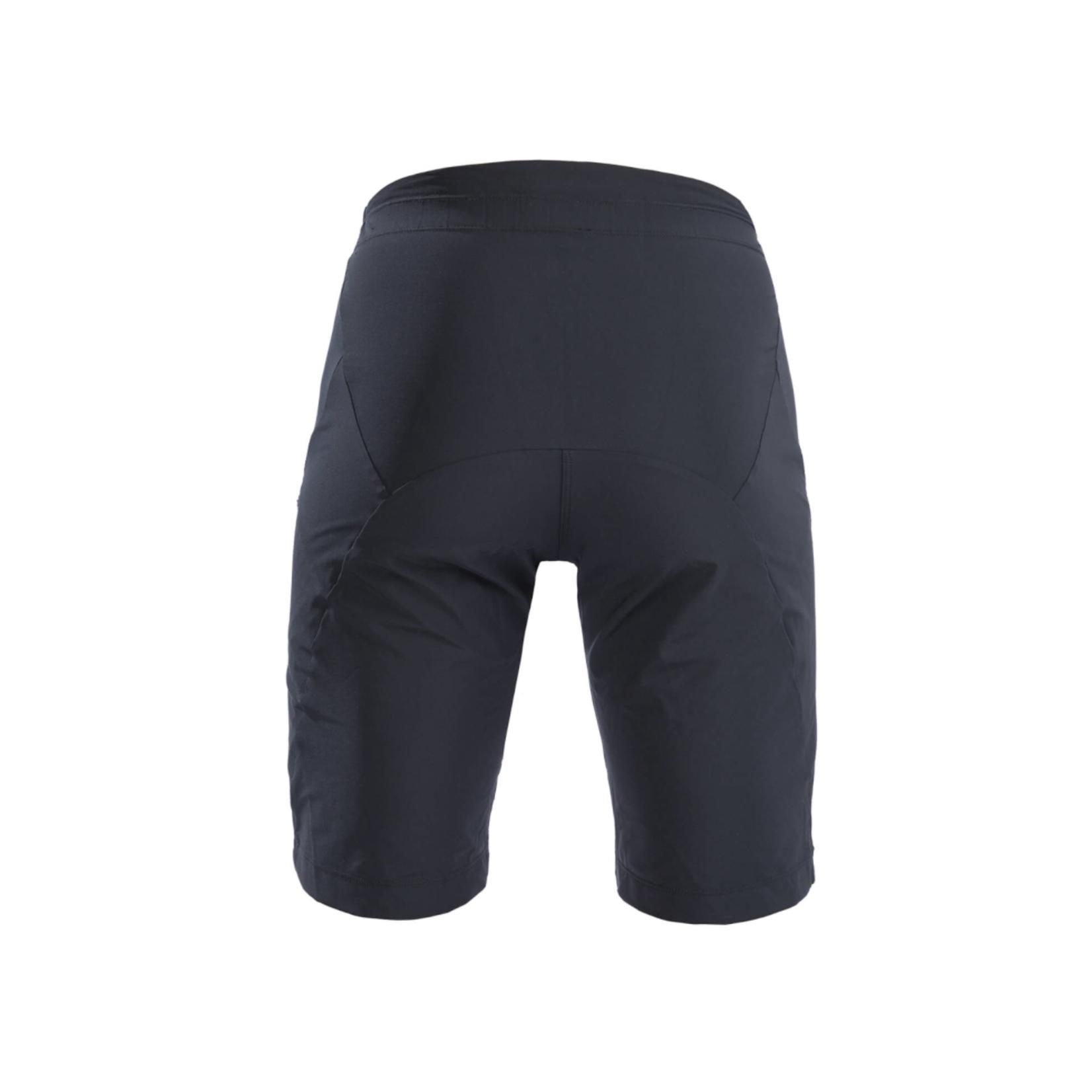 Q36.5 Q36.5 Adventure Baggy Short - Black