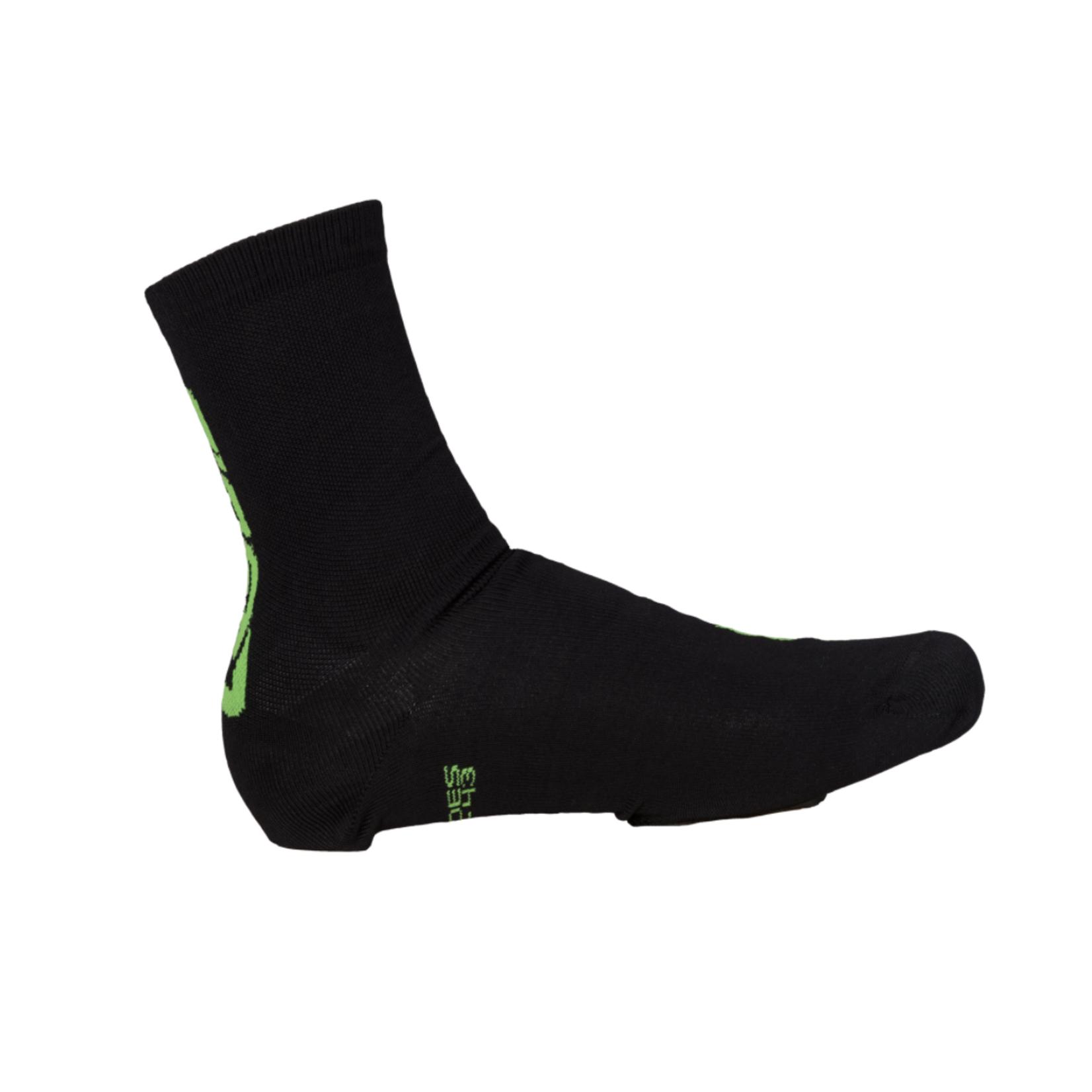 Q36.5 Q36.5 Overshoes Cordura - Black