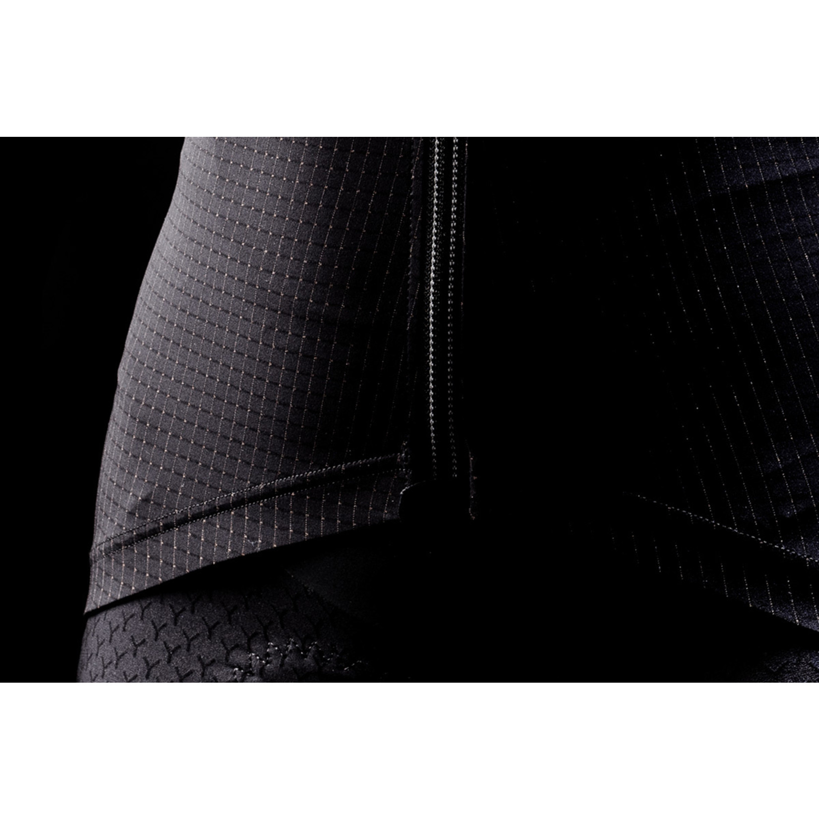 Q36.5 Q36.5 Women Jersey L1 Pinstripe X - Olive Green