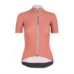 Q36.5 Q36.5 Women Jersey L1 Pinstripe X - Rosa Antico