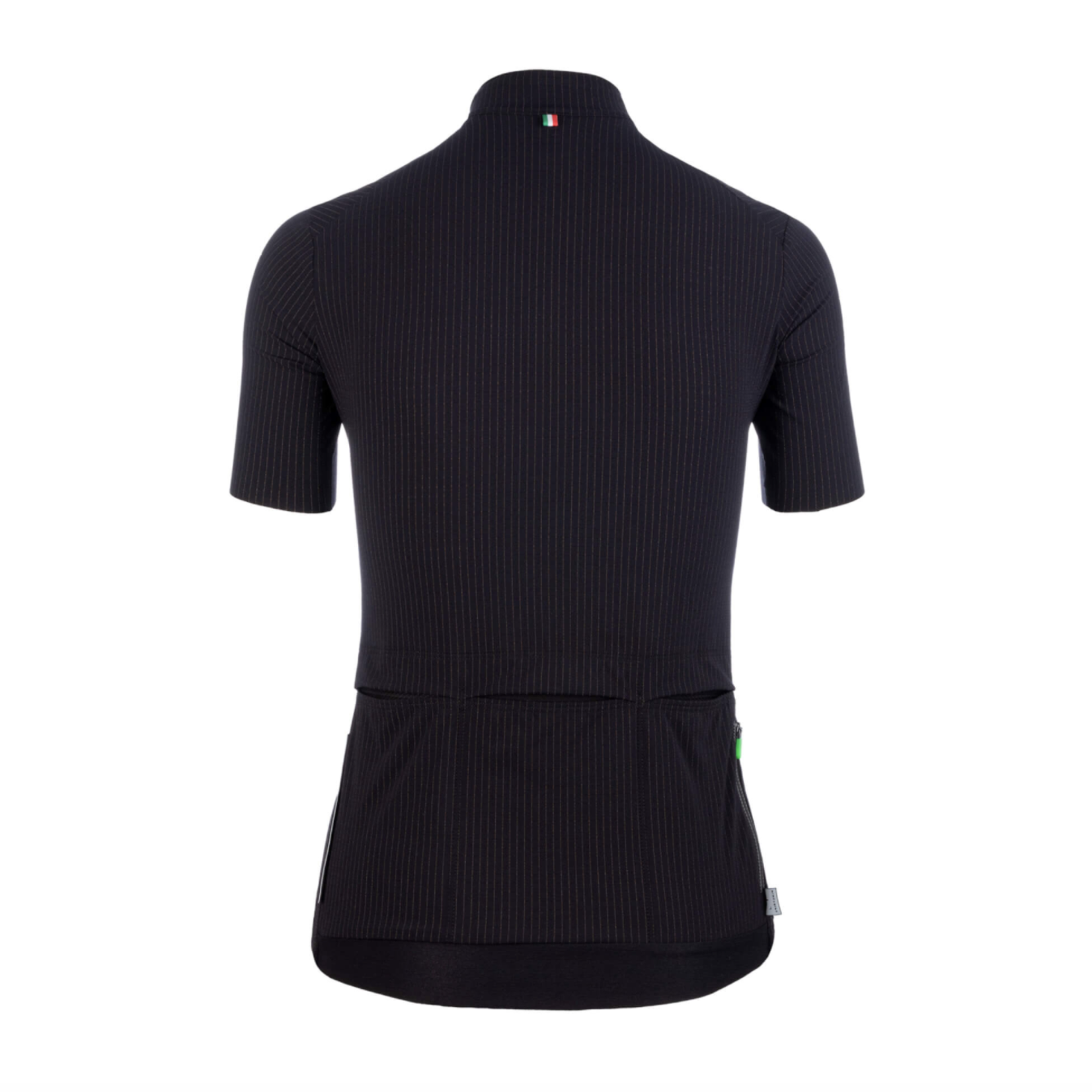 Q36.5 Q36.5 Women Jersey L1 Pinstripe X - Black