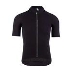 Q36.5 Q36.5 Jersey L1 Pinstripe X - Black