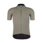 Q36.5 Q36.5 Jersey L1 Pinstripe X - Olive Green