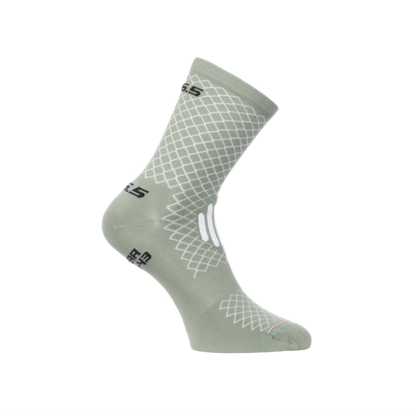 Q36.5 Q36.5 Leggera Socks - Sage