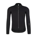 Q36.5 Q36.5 Jersey Long Sleeve L1 pinstripe X - Black