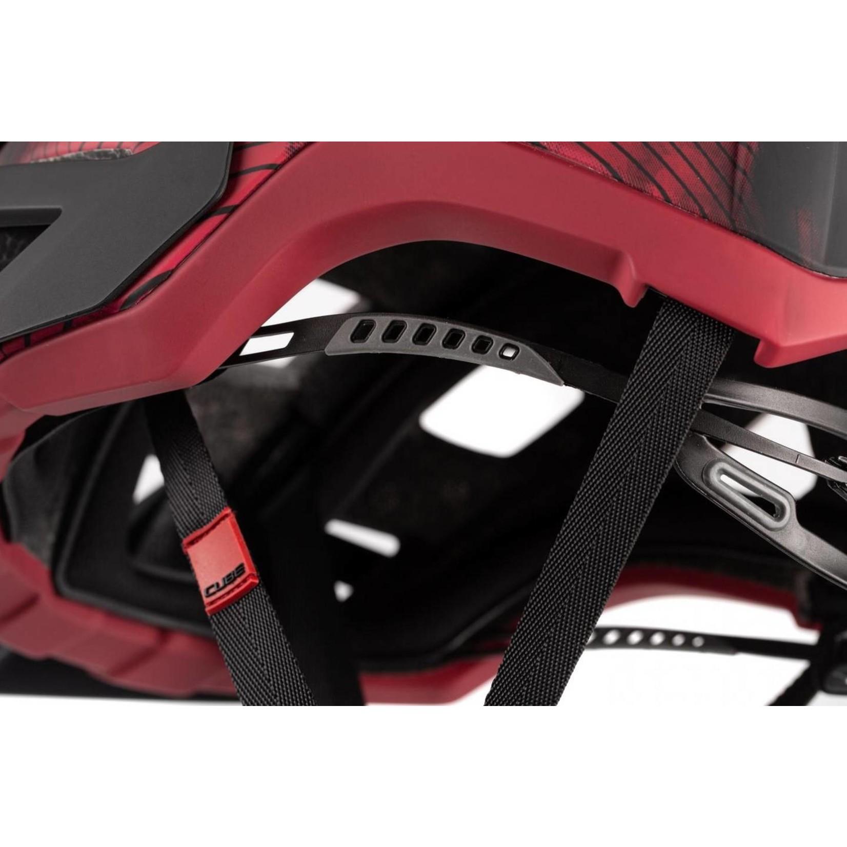 Cube CUBE Helmet BADGER Red