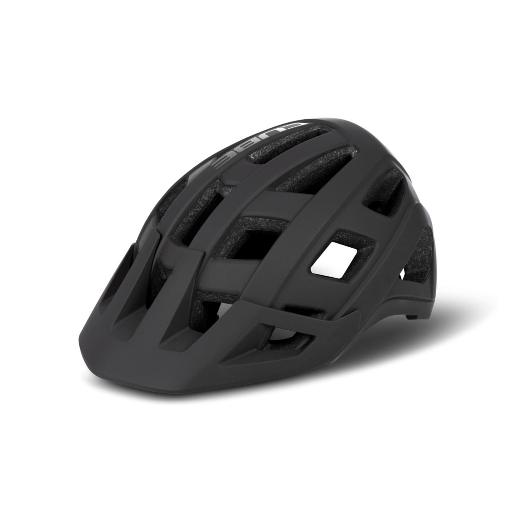 Cube CUBE Helmet BADGER - Black