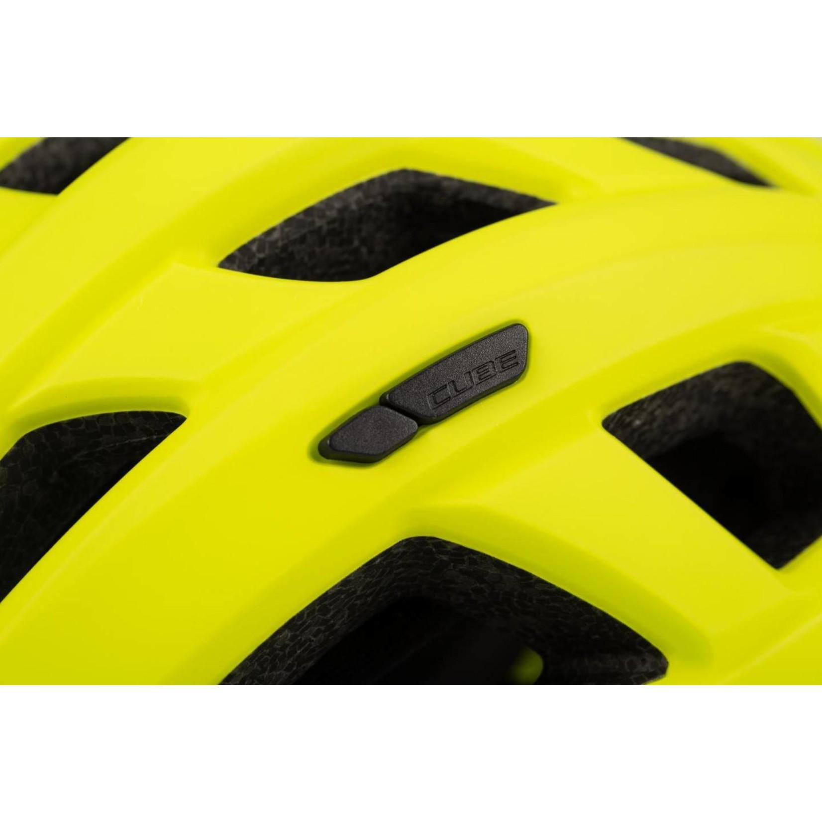 Cube CUBE Helmet ROAD RACE - Yellow