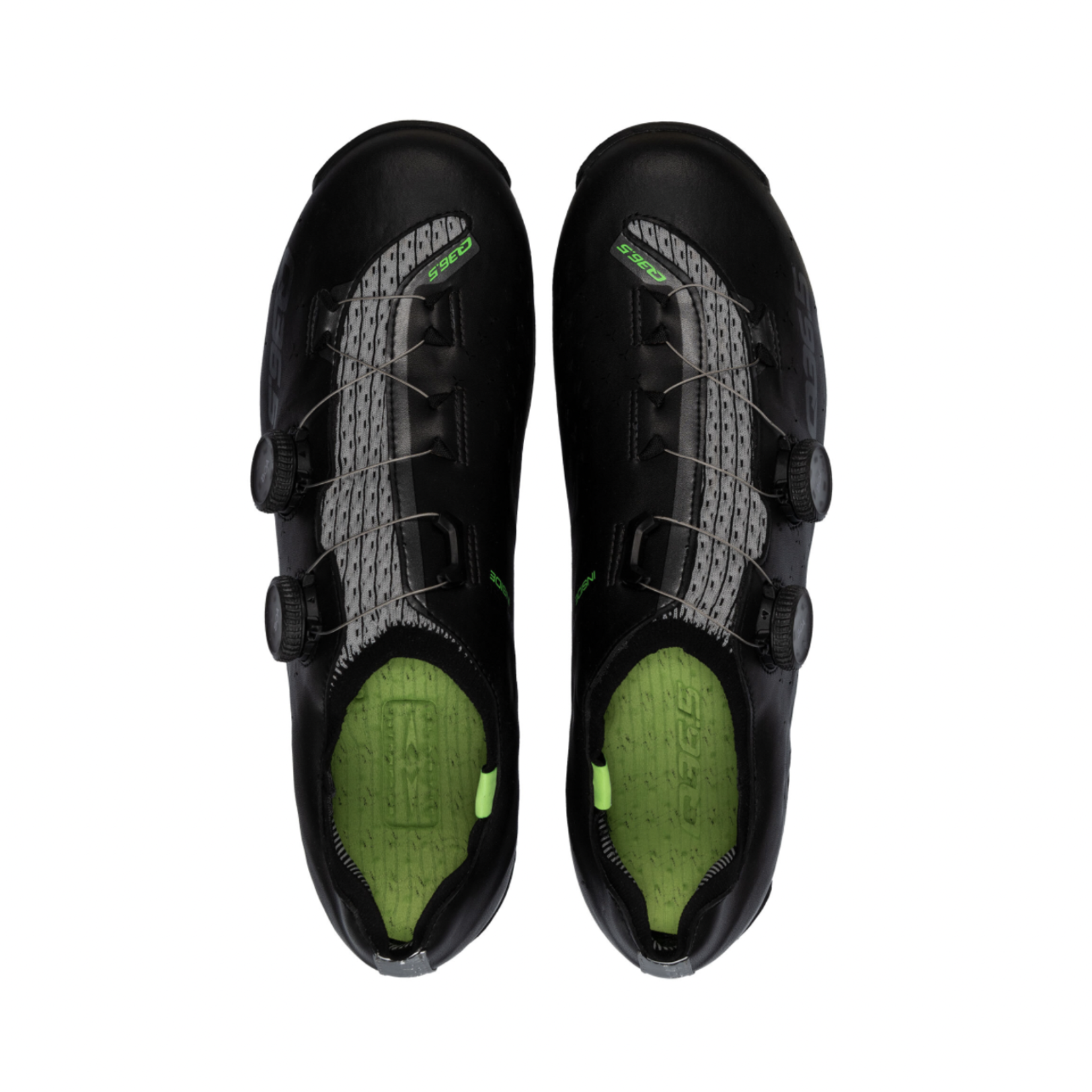 Q36.5 Q36.5 Unique Adventure Shoes - Black