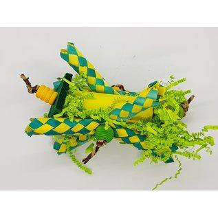 Gaaien-frutsels Shredder pipe