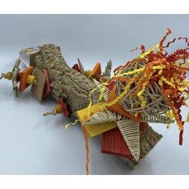 Gaaien-frutsels Corky color