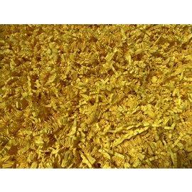 Gaaien-frutsels Papieren sliertjes Geel