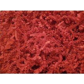 Gaaien-frutsels Papieren sliertjes Rood