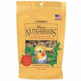 Lafeber Lafeber Nutri Berries Classic cockatiels 284 gram