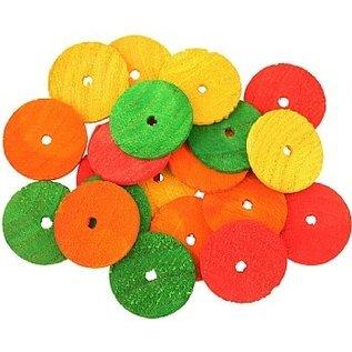 20st Thin Wood Disks