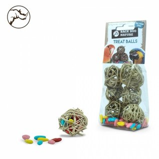 Back Zoo Nature Back Zoo Nature Fill Your Own Treat Balls