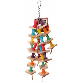 Back Zoo Nature Back Zoo Nature Wooden Pillar Strings